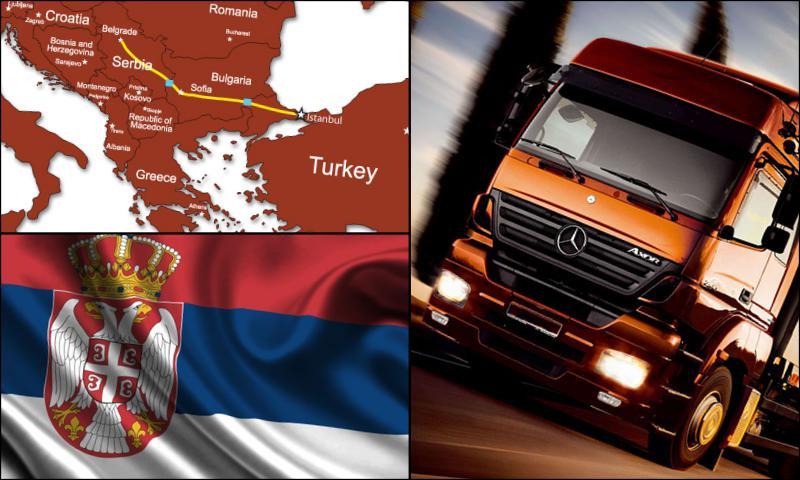 Sırbistan Karayollarının Durumu Ve Güvenliği