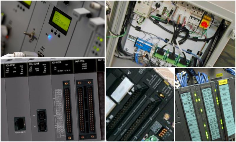 Emniyetli Kontrol Sistemlerinin (PLC) Yapısı