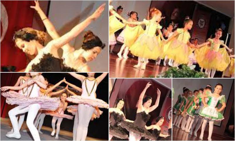 Dans Kurslarının Faydaları