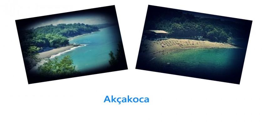 Batı Karadeniz'in Sayfiye Yeri, Akçakoca