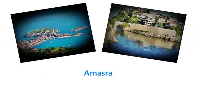 Batı Karadeniz'in Tatil Gözdesi, Amasra