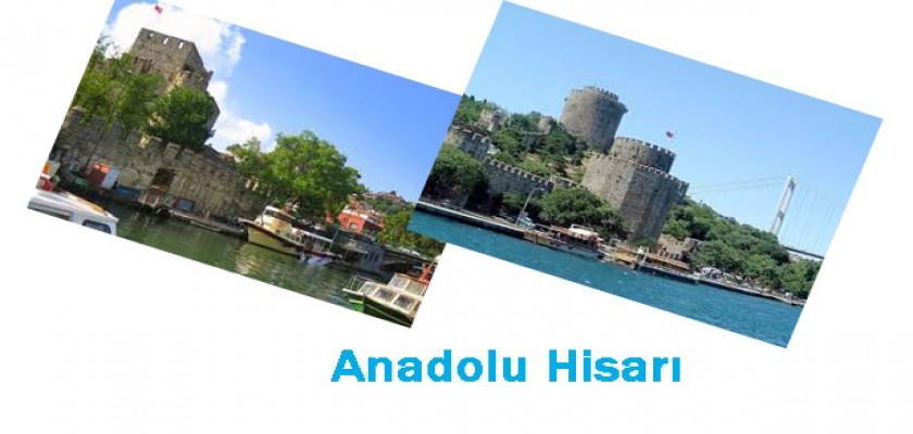 Haftasonu İstanbul Gezisi Anadolu Hisarı