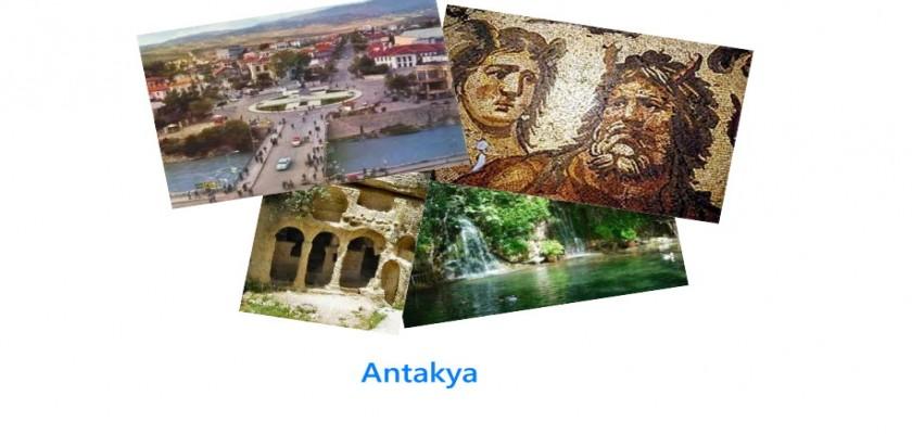 Antakya'da Tarih ve Kültür Tatili