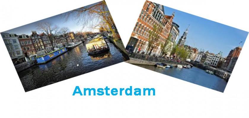 Amsterdam Yolcusu Kalmasın