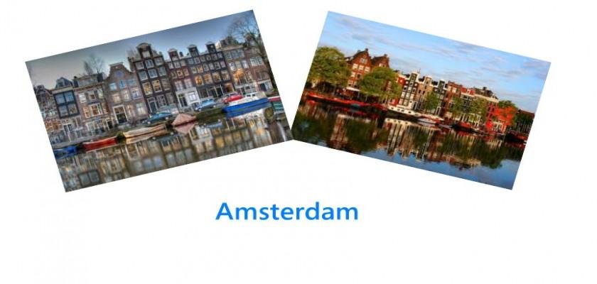 Özgürlükler ve Kanallar Şehri Amsterdam