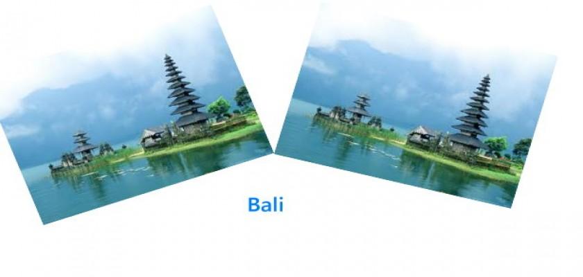 Bali, Bir Yeryüzü Cenneti