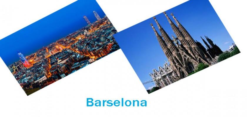 Barselona İçin Kısa Bilgiler