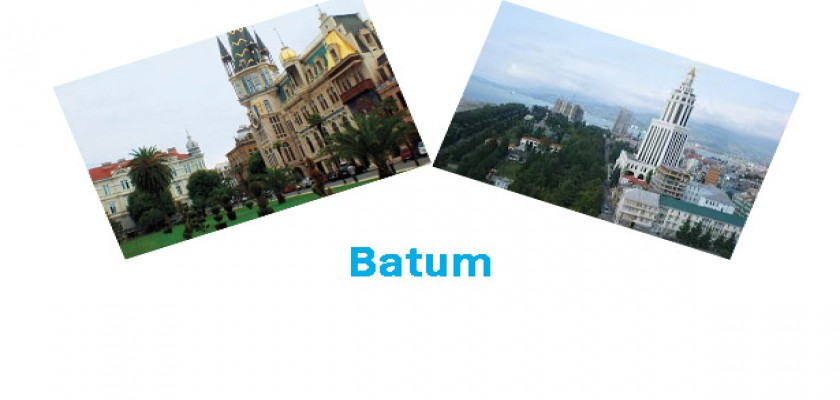 Batum'da Deniz ve Tarih Dolu Bir Tatil