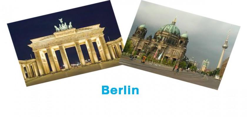 Berlinde Yapabilecekleriniz