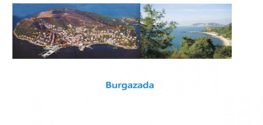 Tatilciler Burgazada'da Buluşuyor
