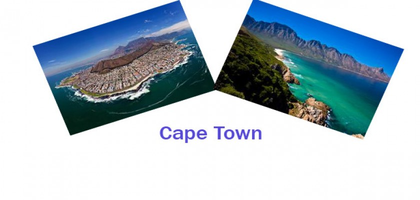 Cape Town'ı Görmeden Afrika'yı Gezmiş Sayılmazsınız