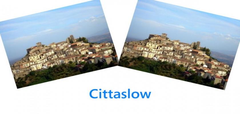 Cittaslow, Metropollerin Uzağındaki Sakinlik