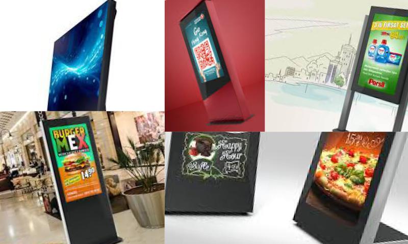 Dijital Bilgilendirme Ekranları