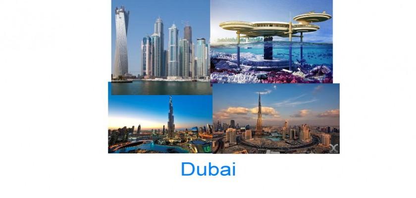 Dubai Tatili'nde Görülmesi Gereken Yerler