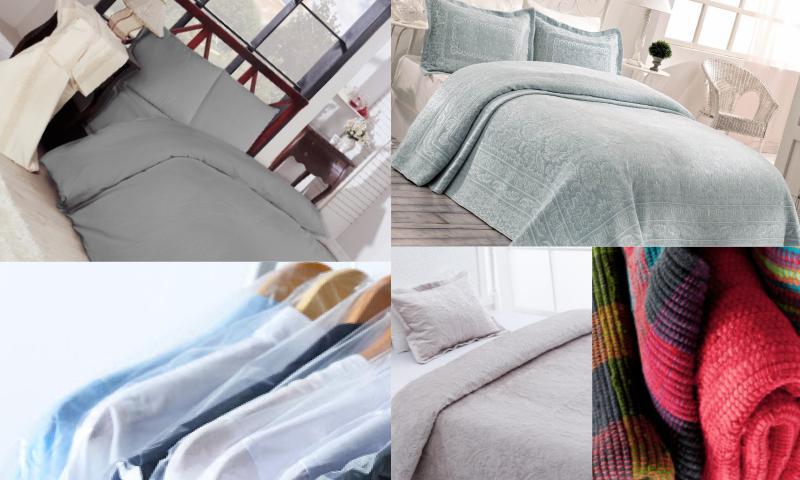 Ev Tekstili Temizliği