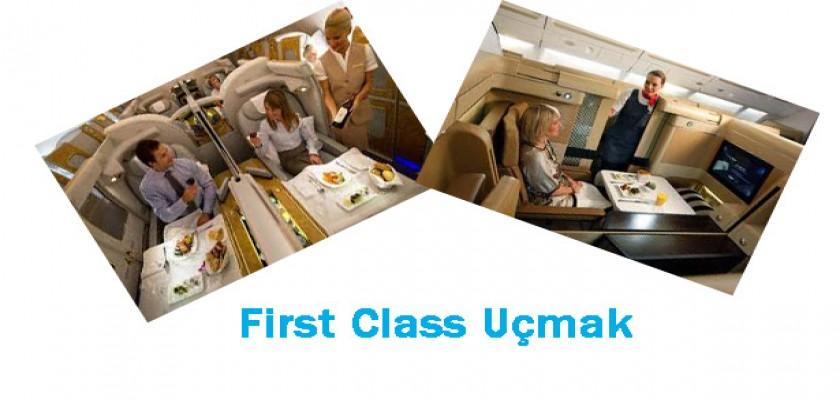 First Class Uçun