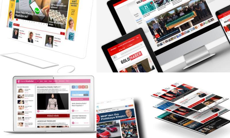 Haber Sitesi Fiyatları Ne Kadardır?
