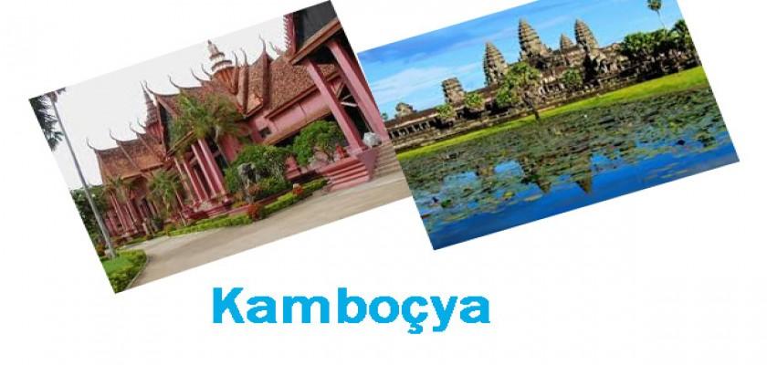 Kumsallar Ve Ormanlar Ülkesi Kamboçya