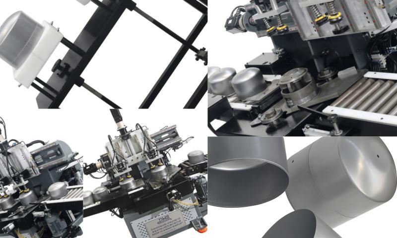 Trimming and Beading Machine (Kenar Kesme Ve Kordon Makinesi)