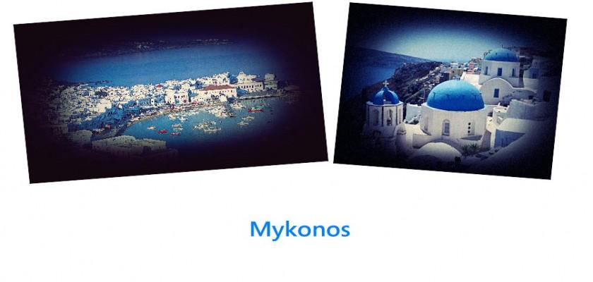 Gözde Tatil Adası, Mykonos