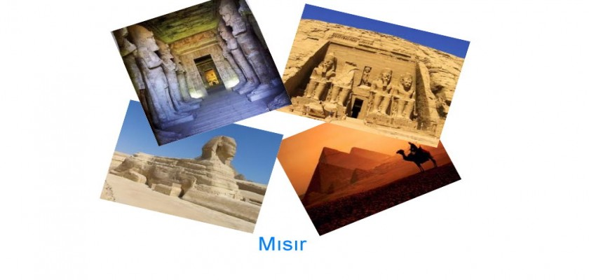 Mısır Tatilinde Mutlaka Görülmesi Gereken Yerler