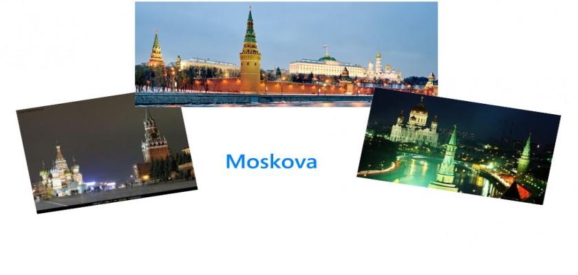 Moskova'ya Gidecekler İçin Öneriler