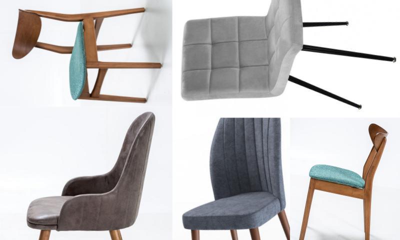 Şık ve Kaliteli Mutfak Sandalyesi Modelleri