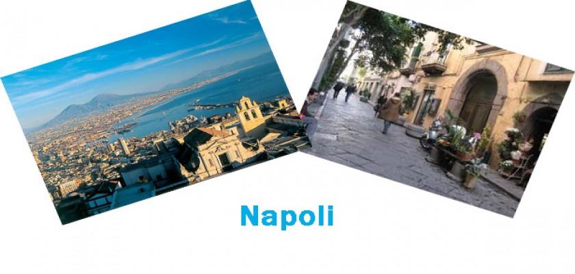 Dünyanın En İlgi Gören Turizm Şehri Napoli