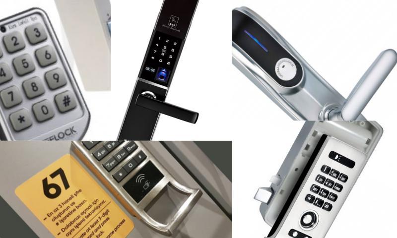 Otel Kartlı Kapı Sistemleri