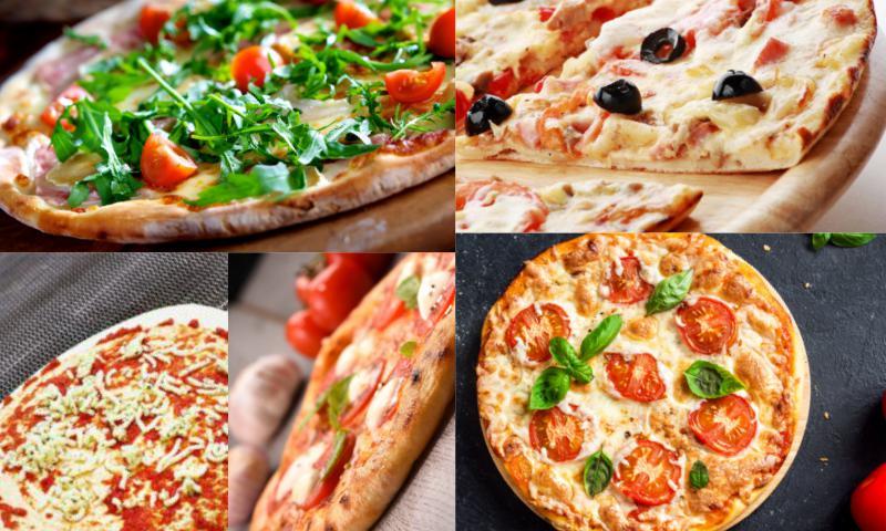 Pizza Üreticilerinin Yaptıkları Pizza