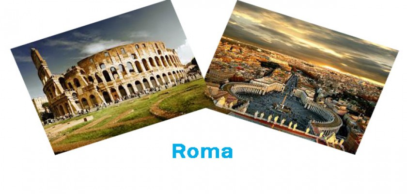 Roma Tatili İçin Öneriler