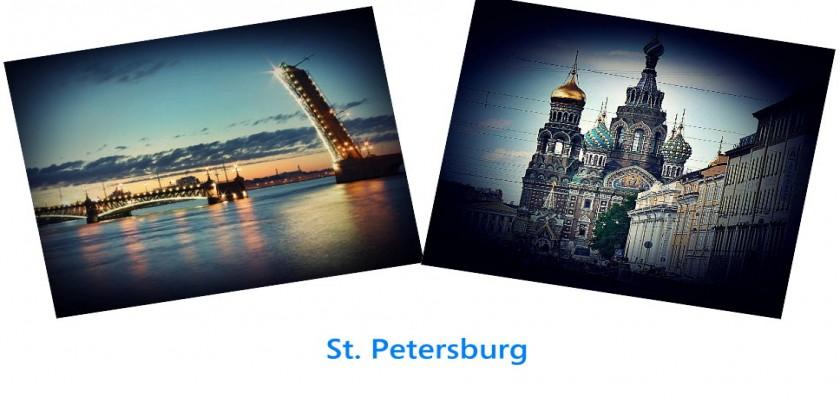Kuzeyin Venedk'i, St. Petersburg
