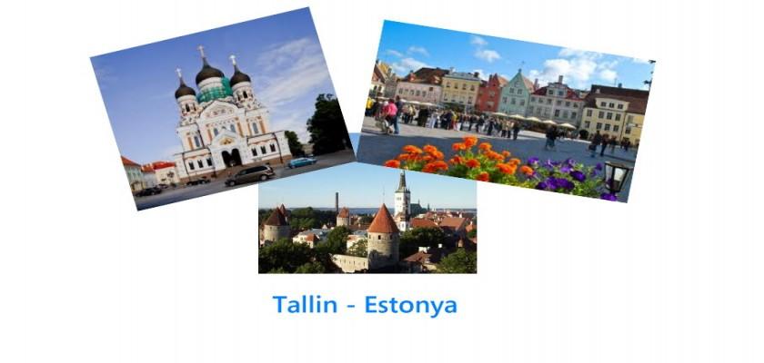 Orta Avrupa Seyahati, Estonya - Tallin