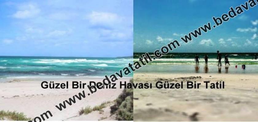2013 Yazını Türkiye' nin En Popüler Plajlarında Geçirin