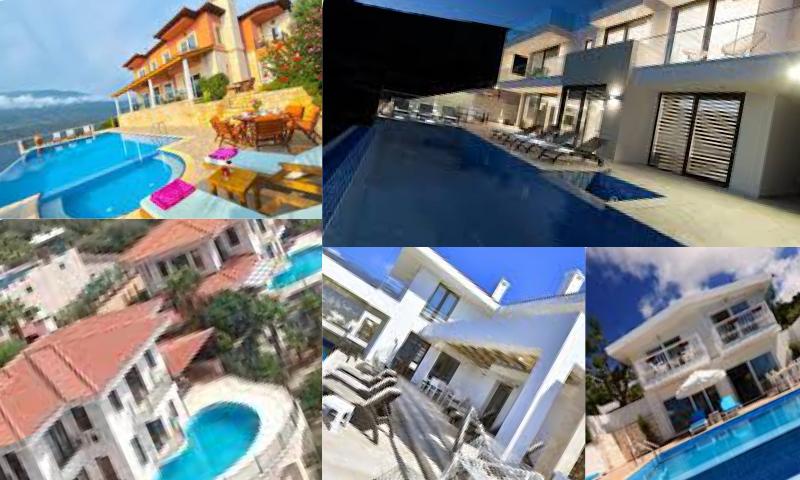 Villalarda Hangi Mevsimlerde Tatil Yapılır?